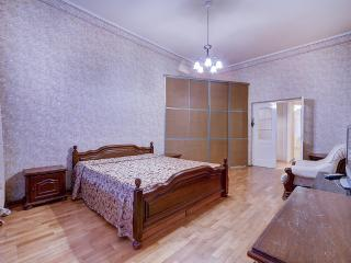 Apartment with 3 bedrooms, 2 bathrooms,city centre - Saint Petersburg vacation rentals