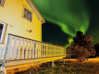 "Huskyfarm-Guesthouse ""Northern Lights"" - Bleik vacation rentals"