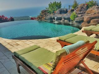 Infinity Pool overlooking the Ocean, Privacy Villa - Kailua-Kona vacation rentals