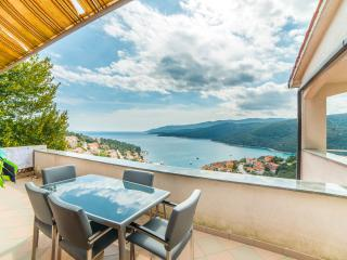 TH01069 Apartment Ana / Three bedroom A1 - Rabac vacation rentals