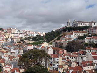 Castelo - Breathtaking view, very quiet, relaxing. - Lisbon vacation rentals