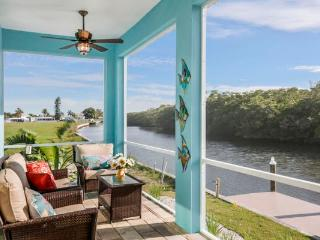 Casa di Peche, Key West Style 3/2~Pine Island Sound Direct Access~Start @ $105 per Nt - Saint James City vacation rentals
