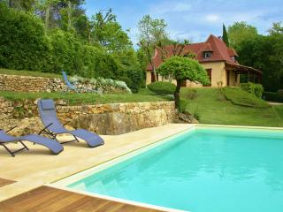 La Fageole - in Domme with private pool and garden - Domme vacation rentals