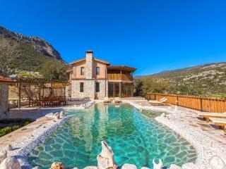 Villa Pirha Evi Turkey, 4 beds full private villa - Kalkan vacation rentals