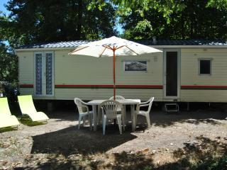 Mobil home 5/7 personnes Les Chênes - Brossac vacation rentals
