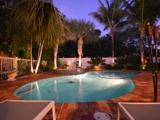 Beautiful home with a magical pool - West Palm Beach vacation rentals