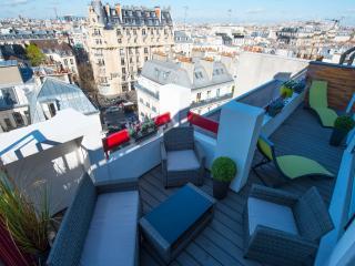 Vu du Ciel, 2BR/1BA, 6 people - Paris vacation rentals