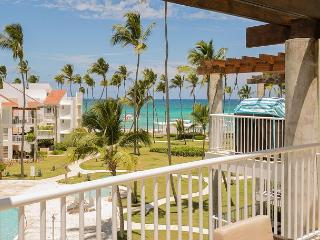 Playa Turquesa K404 - BeachFront, Wi Fi, Inquire About Discount Promo Code - Punta Cana vacation rentals