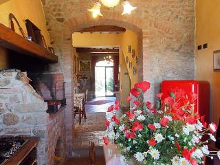 Nice House with Dishwasher and Short Breaks Allowed - Gambassi Terme vacation rentals