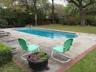 House for rent with pool -- close to downtown - Charleston vacation rentals