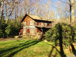 Cabin Fever West Jefferson - Wifi/Creek/Firepit - Todd vacation rentals