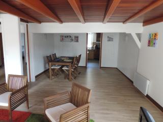 vaste T2 centre ville Daudierne à 2 pas des plages - Audierne vacation rentals