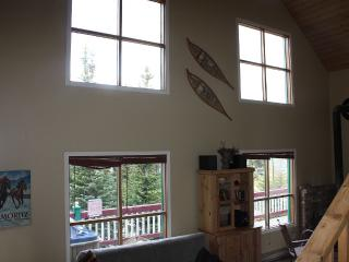 Ski-in, ski-out property on Silverstar Mountain - Vernon vacation rentals