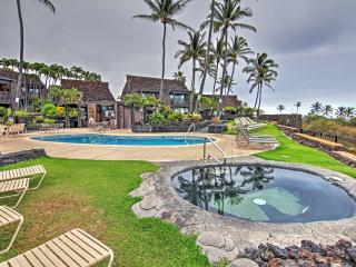 Peaceful Studio on Golf Course! Ka'u Condo w/Private Lanai & Condo Community Pool - Walk to Punalu'u Black Sands Beach, 1/2 Hour from Volcano National Park - Pahala vacation rentals
