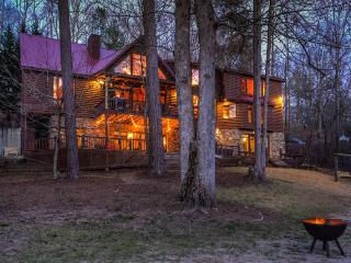 Perfect Cabin with Internet Access and A/C - Ellijay vacation rentals
