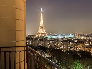 Stunning Eiffel Tower view - Paris vacation rentals