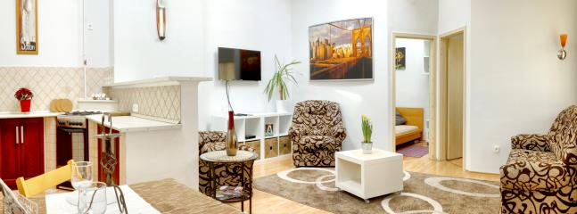 Awesome location heart of Pest Real Gem Cozy Apt - Budapest vacation rentals