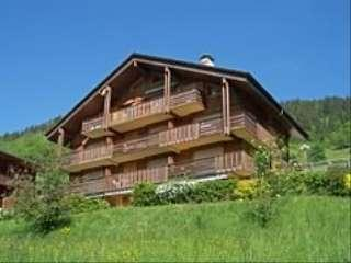 YETI 2 rooms + sleeping corner 4 persons - Image 1 - Le Grand-Bornand - rentals