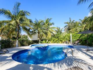 Gorgeous Villa with Deck and Internet Access - Playa Paraiso vacation rentals