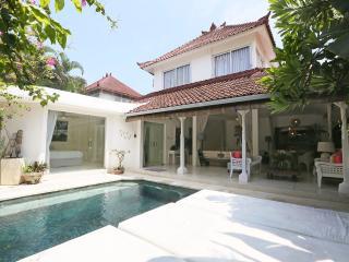 Esha Drupadi I & II By Bali Villas Rus - White Modern Villa Close to Seminyak - Seminyak vacation rentals