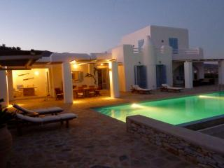 Bright Villa with Internet Access and Private Outdoor Pool - Paros vacation rentals