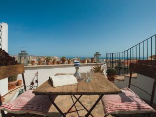 Casa del Buen Retiro-Penthouse,terraces&sea view - Syracuse vacation rentals