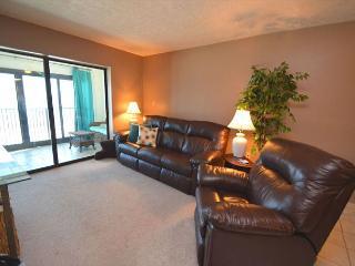 Spacious beachfront condo w/enclosed Balcony ~ Bender Vacation Rentals - Gulf Shores vacation rentals