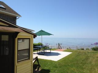 Cornfield Point Beachfront Small Cottage - Old Saybrook vacation rentals