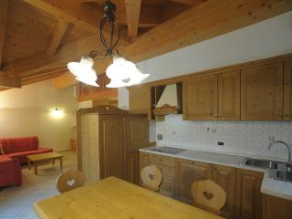 Appartamenti Villa Elisa |7 | Trilo con soppalco x 4/6 persone - Falcade vacation rentals