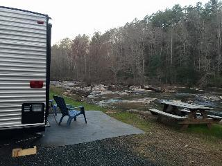 Walking Bear RV -PRIME RIVER Site- Tallulah River - Tallulah Falls vacation rentals