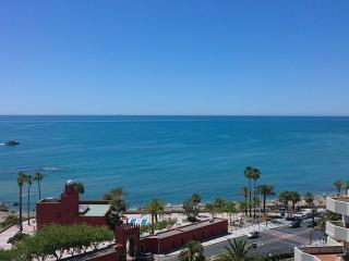 Benal Beach - Beach front - 7th floor - Benalmadena vacation rentals