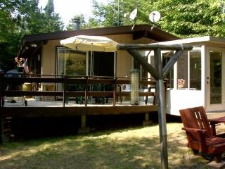 Bass Lake best in the north wood's - Eagle River vacation rentals