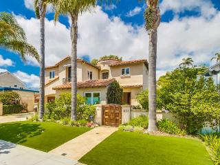Incredible Spanish Style Four Seasons Like Home - Coronado vacation rentals