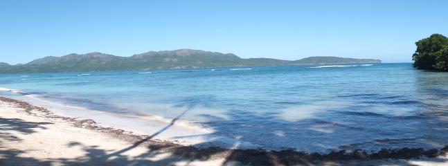 beach near the house - LABELLAVENTURA - Las Galeras - rentals