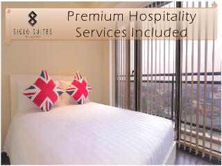 SIGLO SUITES @ Knightsbridge 0711 - Makati vacation rentals