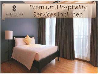 SIGLO SUITES @ Knightsbridge 0721 - Makati vacation rentals