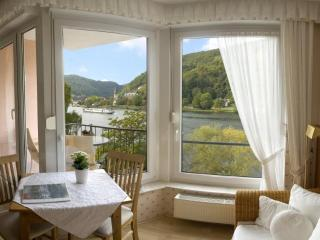 Vacation Apartment in Bullay - 3477 sqft, Apartment directly on the Moselle, our house is just 10 meters… - Bullay vacation rentals