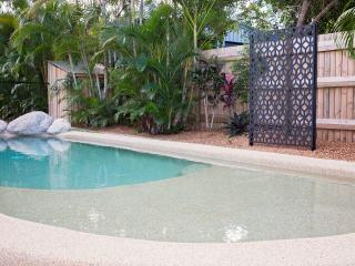 Gorgeous 2 Bedroom Beach House with your own Pool! - Wongaling Beach vacation rentals