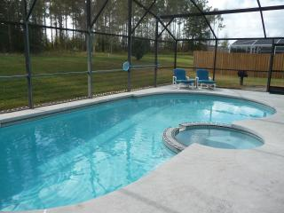A hideaway dream - an amazing spacious family home - Kissimmee vacation rentals