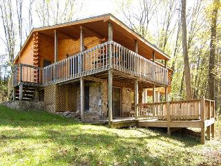 Beautiful country cabin provides cozy comfort at a VERY reasonable rate!! - Brandywine vacation rentals