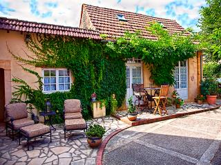 Cottage with Heated Pool, Jacuzzi, Gym, and Sauna - Sarlat-la-Canéda vacation rentals