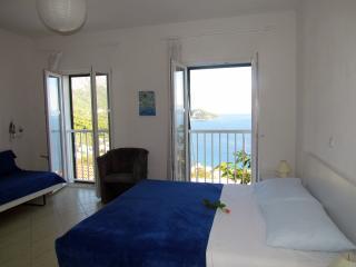 Villa Kamena with terrace and incredible seaview - Igrane vacation rentals