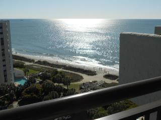 Spacious, Cozy 1 BD Ocean-View Condo - Low Rates - Myrtle Beach vacation rentals