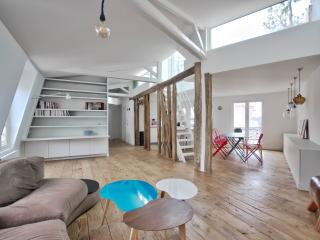 Panoramic terrace - Montmartre - Paris vacation rentals