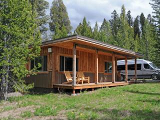 Mini-Moose Cabin - Best Value in West Yellowstone - West Yellowstone vacation rentals