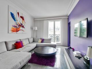 Montsouris - 2BR bright apt - Paris vacation rentals