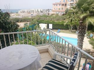 Seaview 1-bed.r Wi-Fi near LIDL and VENUS beach - Paphos vacation rentals