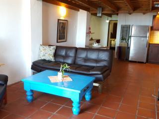 OLD SAN JUAN Ocean Front 1-Bedroom + Loft - San Juan vacation rentals