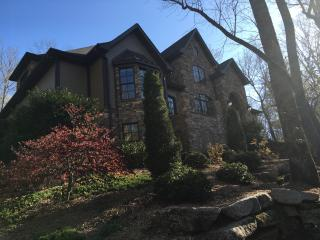 6 Bedroom/9 Bed Secluded Luxury Mountain Home - Marietta vacation rentals