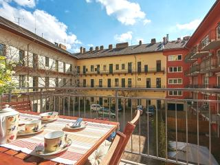 Luxury Central Flat,2 Terraces,Concierge, Aircon - Budapest vacation rentals